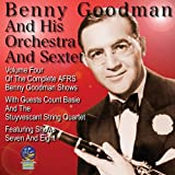 AFRS Benny Goodman Show Volume Four