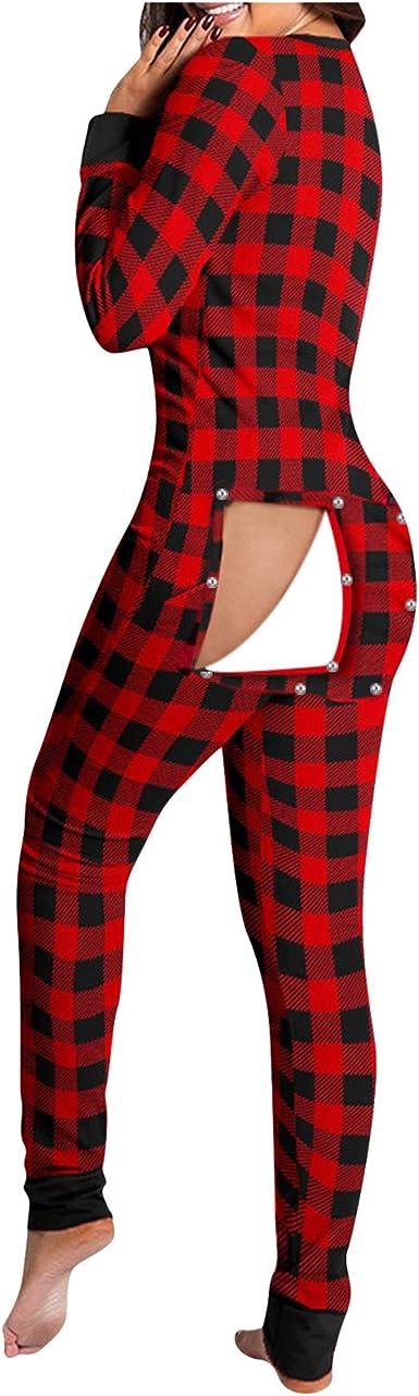 Argyle Adult One-Piece Pajama