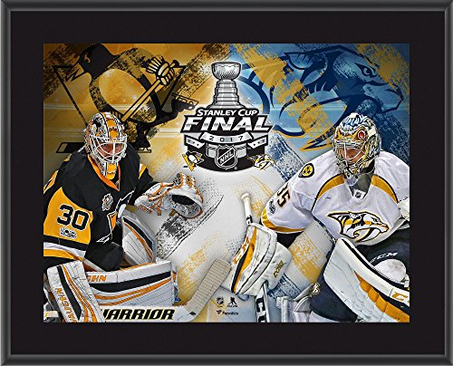 2017 NHL Stanley Cup Finals Bound Dueling Nashville Predators vs. Pittsburgh Penguins 10.5