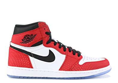 super cute f398a c6fbf Amazon.com   Jordan AIR 1 Retro HIGH OG - US 8   Basketball