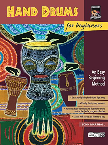 (Hand Drums for Beginners: An Easy Beginning Method)