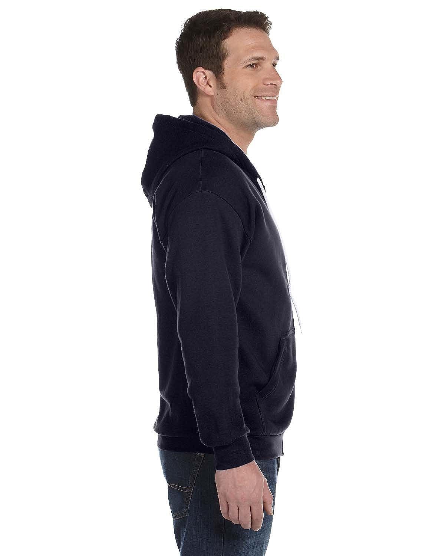 Anvil Full-Zip Hooded Fleece