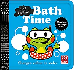 Buy Bath Time: A book that changes colour in water (First ...