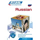 Assimi Learn RUSSIAN for English speakers (Book only/cd's sold separately) (Russian Edition) (SANS PEINE)