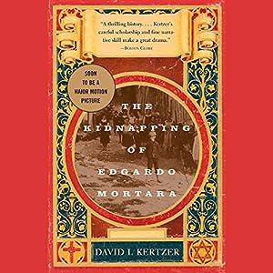 The Kidnapping of Edgardo Mortara Hörbuch