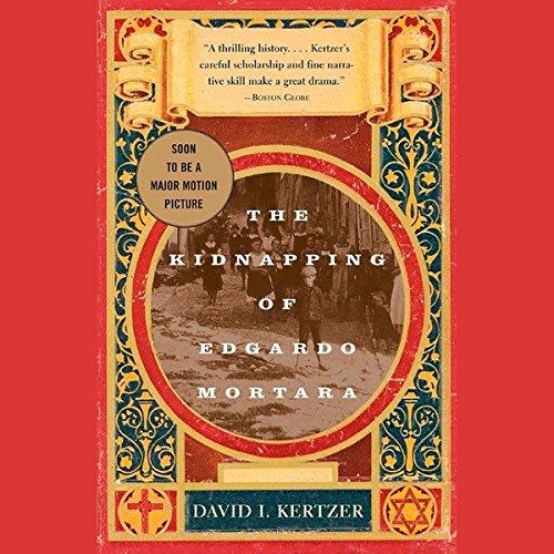 The Kidnapping of Edgardo Mortara by Random House Audio