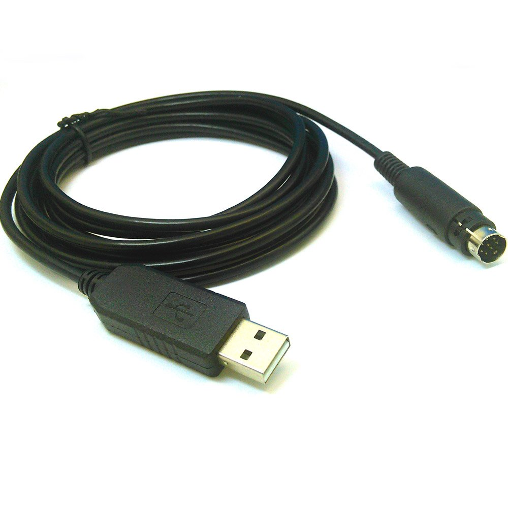FTDI FT232r USB RS232 Programming Cable for Kenwood PG 5G TM-D710 TM-D710A 710E TMV71 TM-V71A TM-V7 (Application #1: Kenwood PG-5G PG-5HinterphoneRADIO) by usangreen