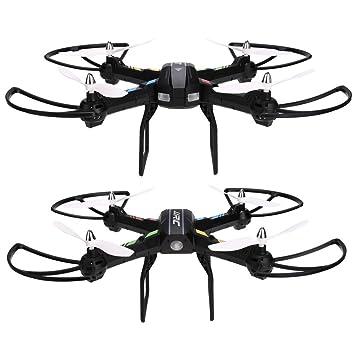 Amazon Com Coocheer Jjrc H28 2 4ghz 4ch 6 Axis Gyro Drone Headless