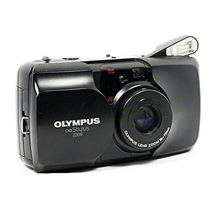Olympus Stylus Zoom Black Colored 35mm Film Camera W/olympus Lens Zoom  35-70mm 35mm Film Camera (Black Color Version)