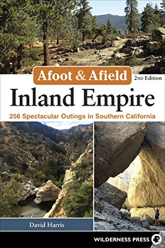 Afoot & Afield: Inland Empire: 256 Spectacular Outings in Southern California (Best Waterfalls In Southern California)