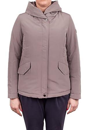 6f198b4411f Geox Women's Woman Jacket W4420B Black: Amazon.co.uk: Clothing