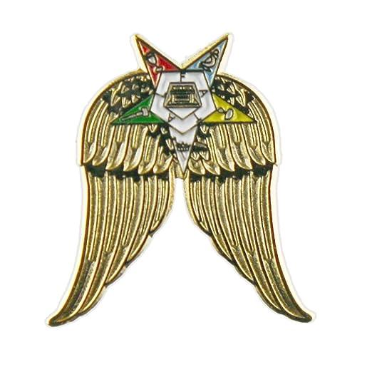 Angel Wings Eastern Star