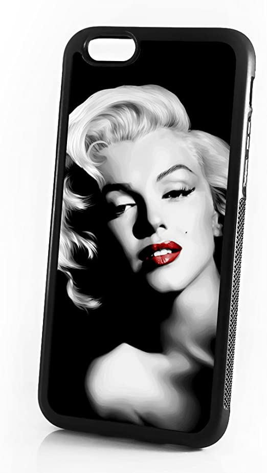(for iPhone 8 / iPhone 7 / iPhone SE 2 (2020)) Phone Case Back Cover - HOT0113 Marilyn Monroe