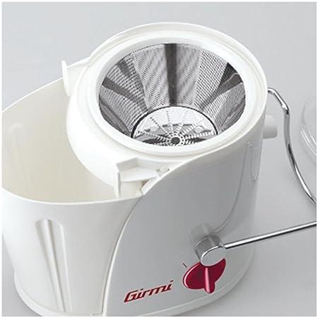 Girmi Licuadora Basic 01 Capacidad 0,35 l Potencia 400 W Blanco ...
