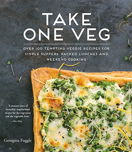 Take One Veg: Super simple recipes for meat-free meals by Georgina Fuggle