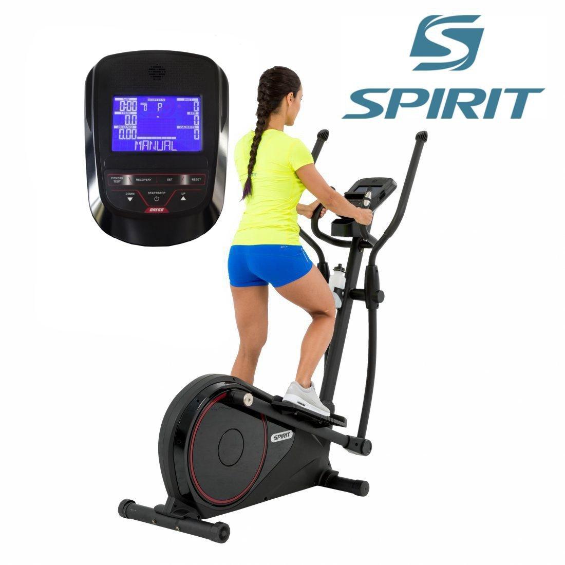 Spirit profesional Cross Trainer Dre 60 Ellipse Trainer bicicleta estática Fitness: Amazon.es: Deportes y aire libre
