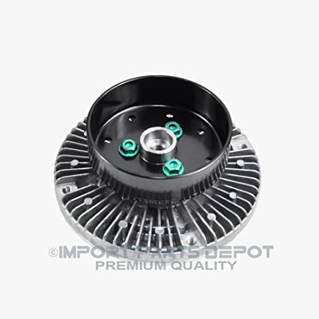 Amazon.com: Engine Fan Clutch + Pulley for VW Volkswagen A4 Quattro A4 Passat Premium 06B121347 New: Automotive