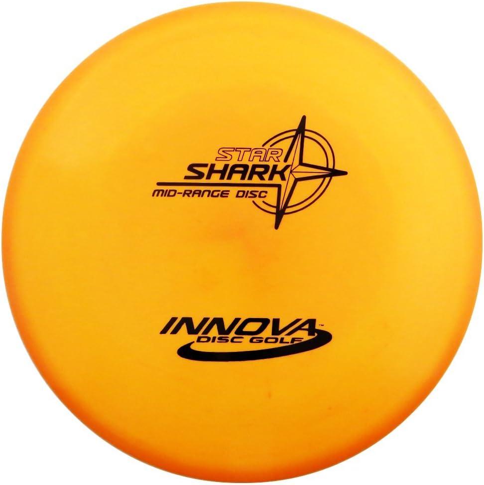 Innova Star Shark Mid-Range Golf Disc [Colors May Vary]