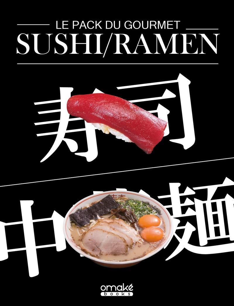 Le pack du gourmet sushi/ramen: Amazon.es: Collectif, Yamaguchi ...