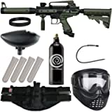 Action Village Tippmann Cronus Epic Paintball Gun Package Kit - Tactical & Basic