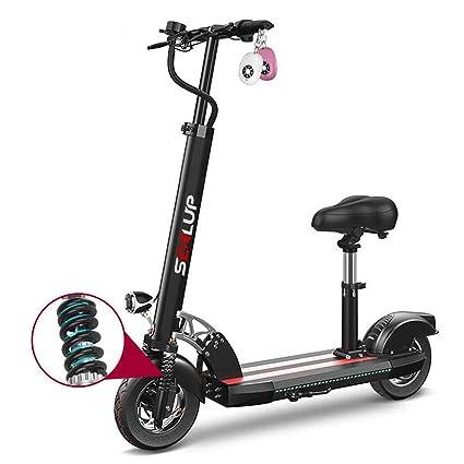 Amazon.com: Electric Scooter Adult Foldable 150kM Range Kick ...