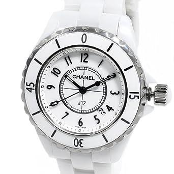 official photos e958e 87777 Amazon | [シャネル]CHANEL 腕時計 J12 33ミリクォーツ H0968 ...