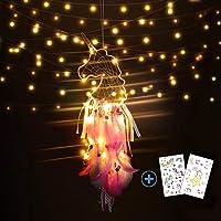 Nice Dream Atrapasueños con luz LED, Atrapasueños Hechos