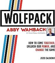 Wolfpack 2020 Wall Calendar