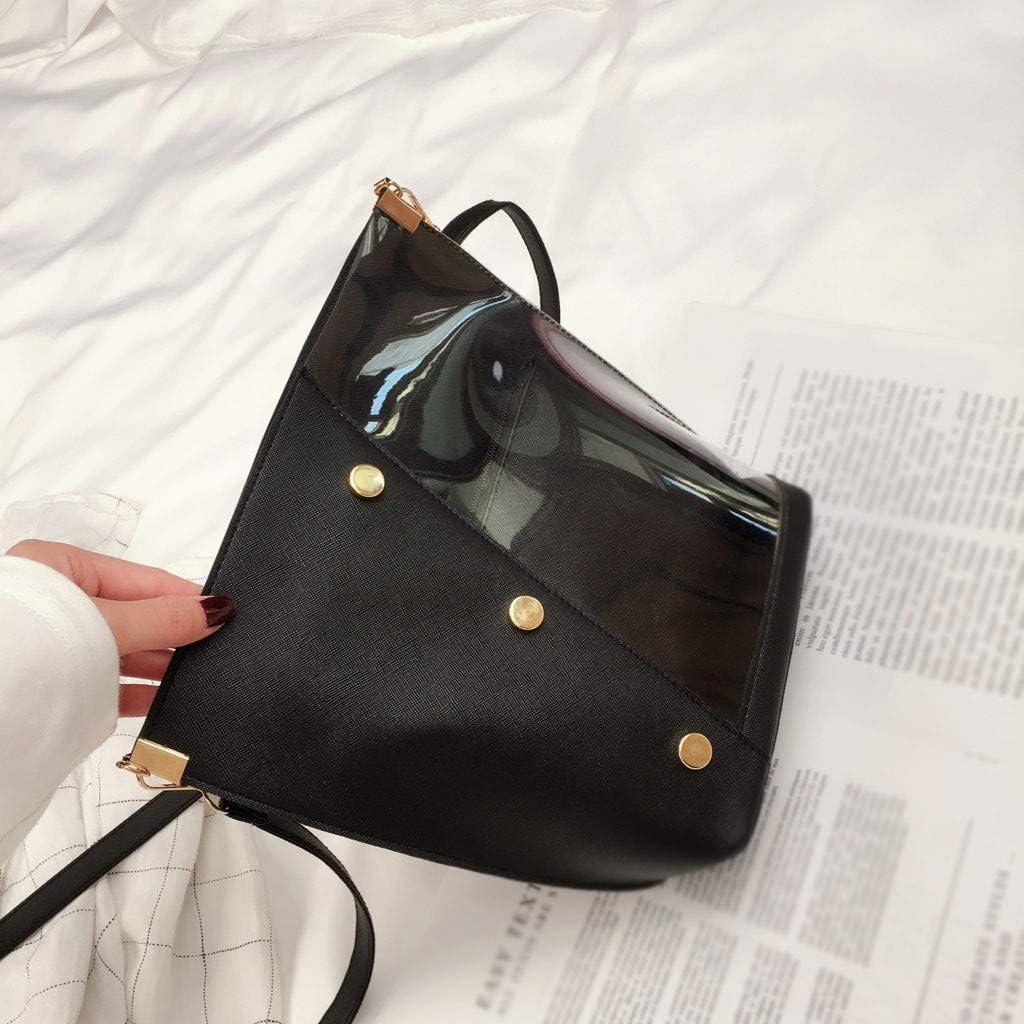 Geometric Fox Fashion Diagonal Single Shoulder Workout Bag