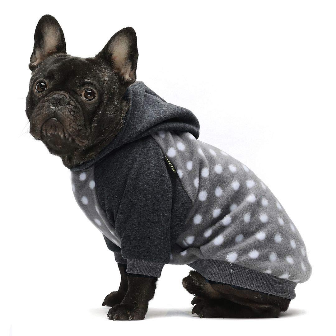 Fitwarm Polka Dot Fleece Jacket