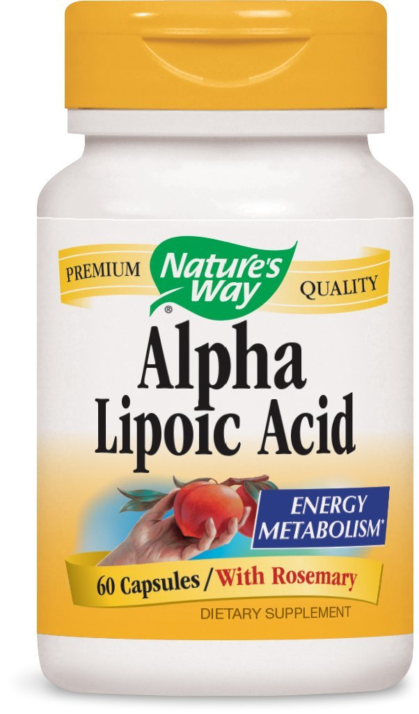 Alpha Lipoic Acid Natures Way