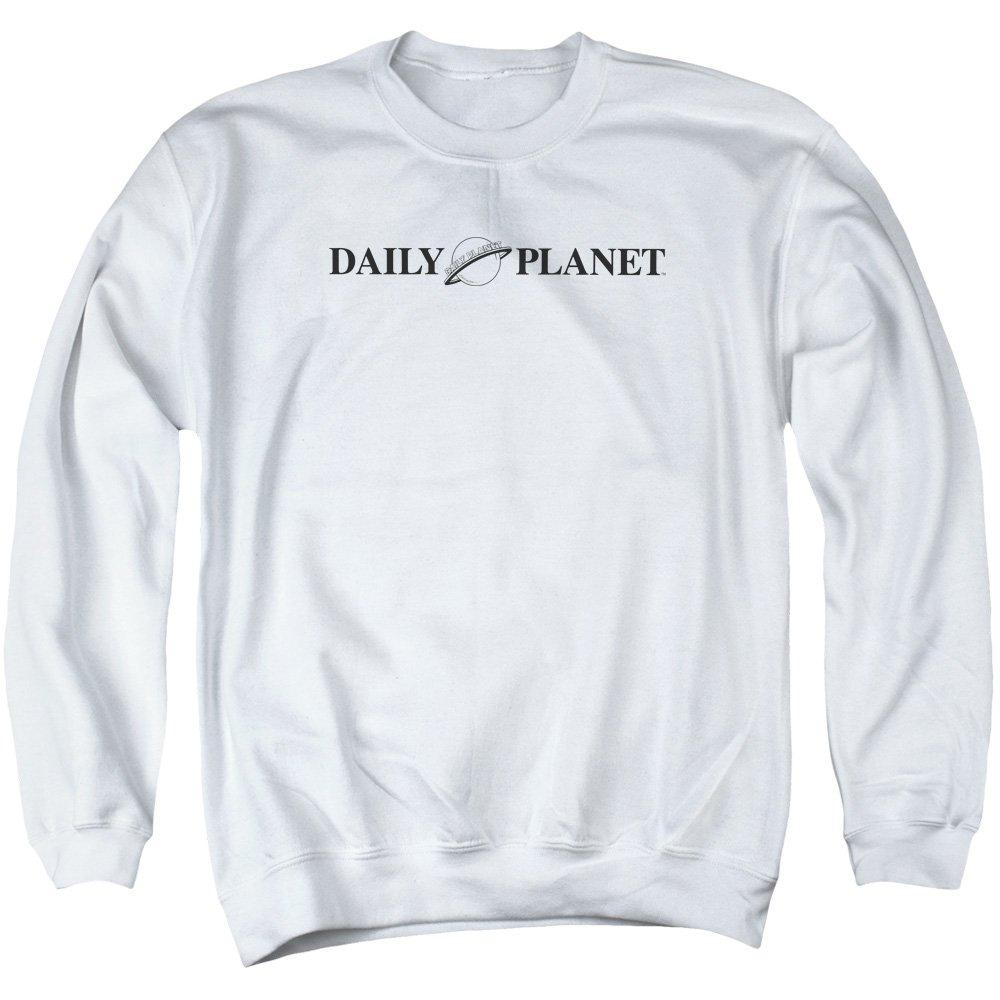 Superman Männer Daily Planet Logo Pullover