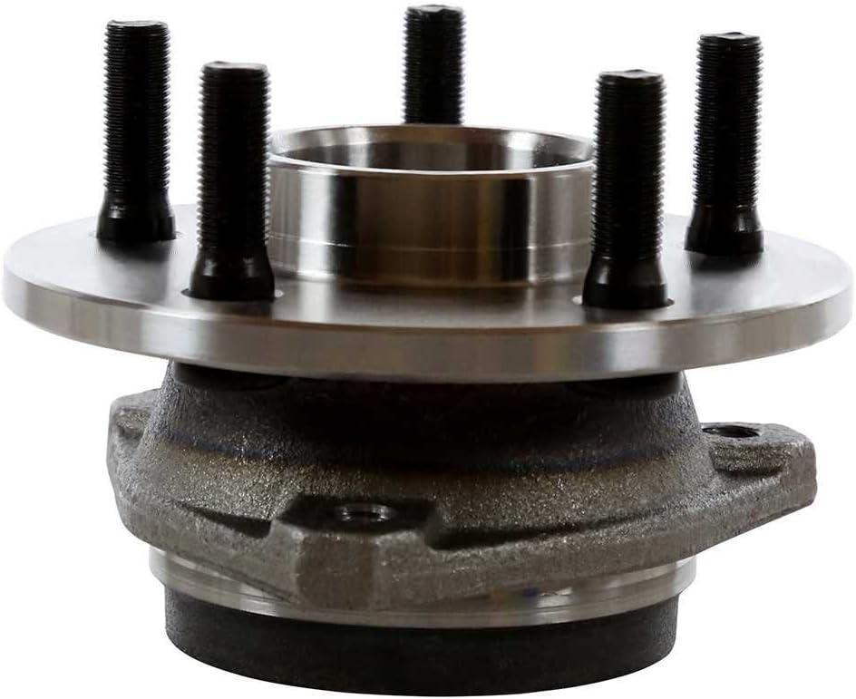 Auto Shack HB613160PR Wheel Hub Bearings Fits Front Pair 2