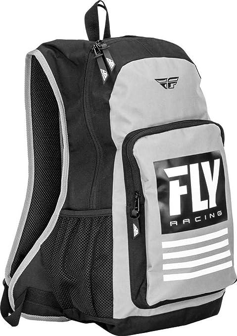 e35d1a5ada Amazon.com  Fly Racing Jump Backpack (GREY BLACK)  Automotive