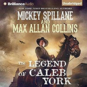 The Legend of Caleb York Audiobook