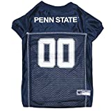 Pets First NCAA PENN STATE NITTANY LIONS DOG Jersey, XX-Large