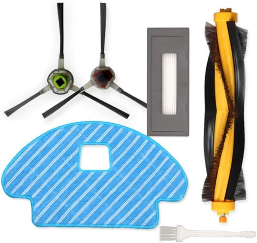 Sweet D Kit de Repuestos para Ecovacs Deebot Ozmo 930 Repuestos ...