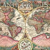Books : Antique Maps: 2020 Square Wall Calendar