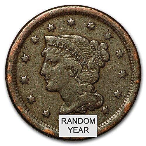 1808-1857 Large Cents (Culls) Cent Good