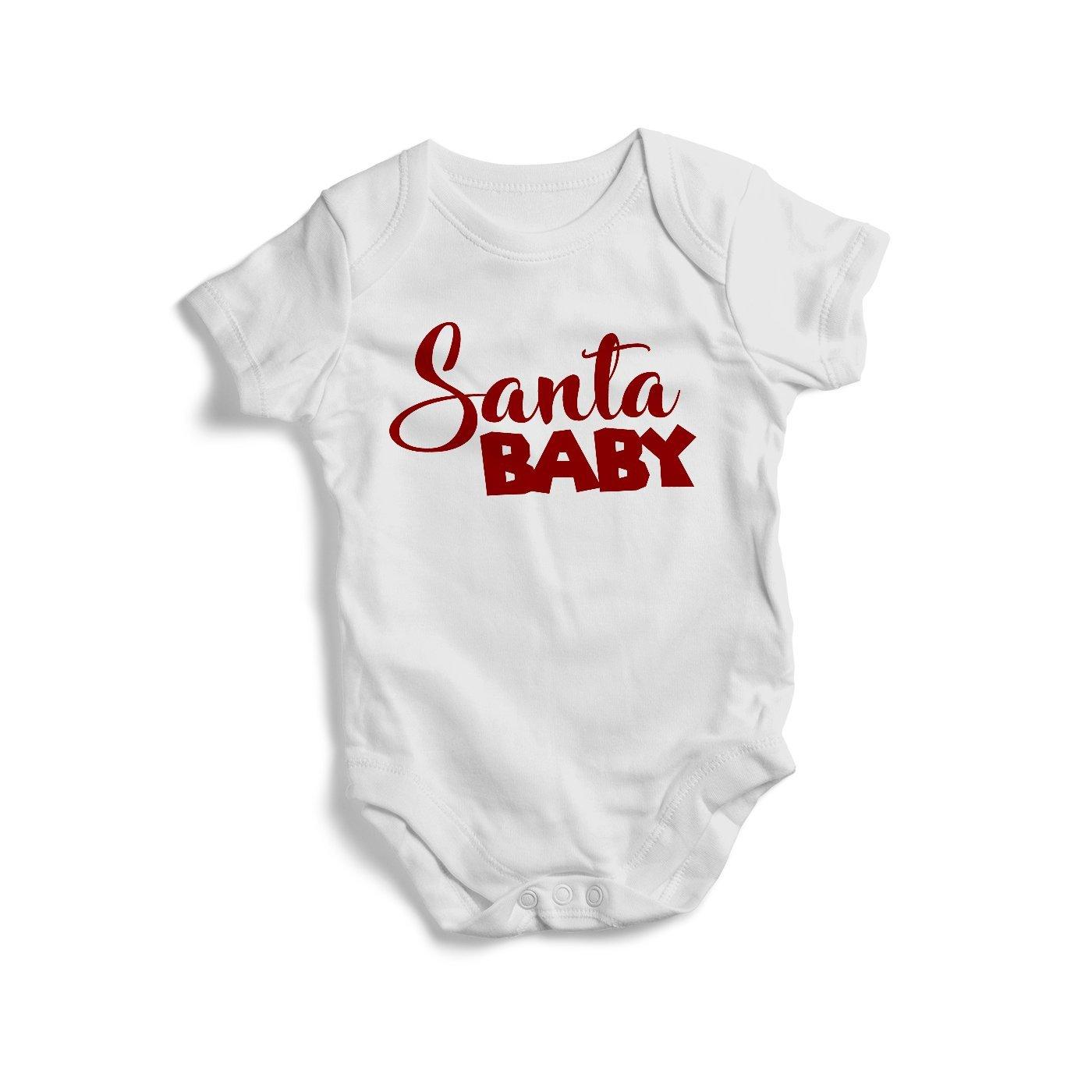 Amazon.com Christmas Onesies,Baby santa,Grandad,Grandpa