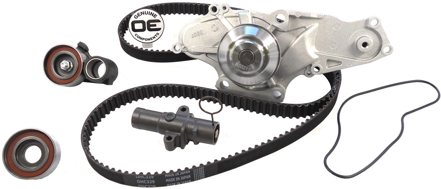 ACDelco Professional Timing Belt and Water Pump Kit with Idler Pulley