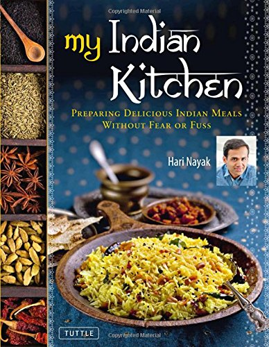 My Indian Kitchen Preparing Delicious product image