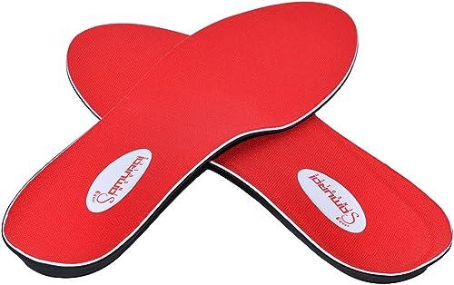 Samurai Insoles Instant Relief Orthotics for Flat Feet Plantar Fasciitis Pain Relief Guaranteed