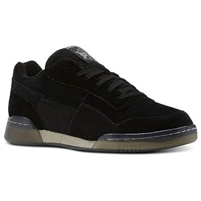 83d1f21660a Reebok Mens Classics Workout Plus Tribute Shoes (10 D(M) US) Black