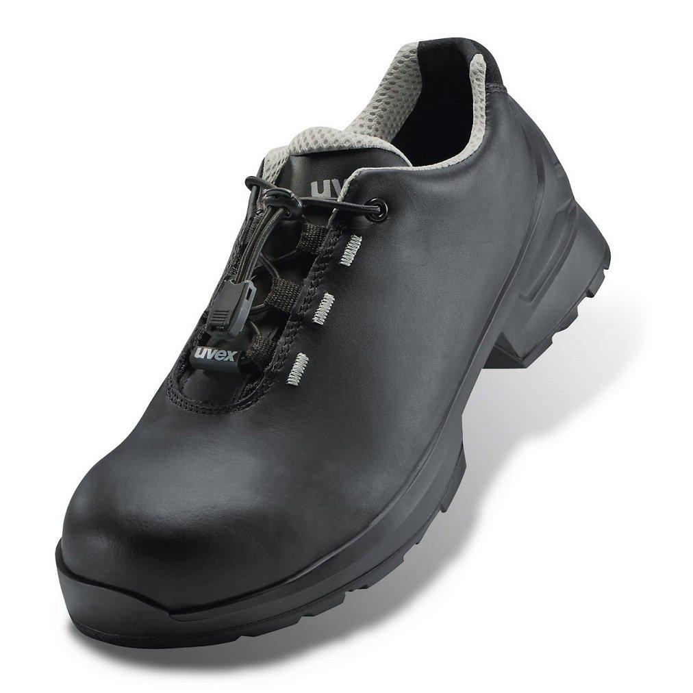 Uvex Sicherheitsschuhe 8553.2 schwarz Schwarz S3 PUR 46 Schwarz Schwarz schwarz 27301d