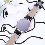 ❤️Yanvan❤️Watches for Women Hot Sale Quartz Watch, Ladies Women Fashion Luxury Leisure Set Auger Leather Steel Quartz Watch