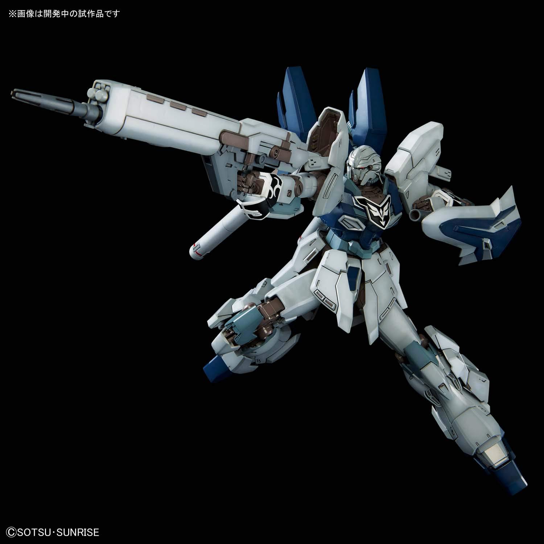 Bandai Hobby MG 1/100 Sinanju Stein (Narrative Ver.) ''Gundam NT'' by Bandai Hobby (Image #2)