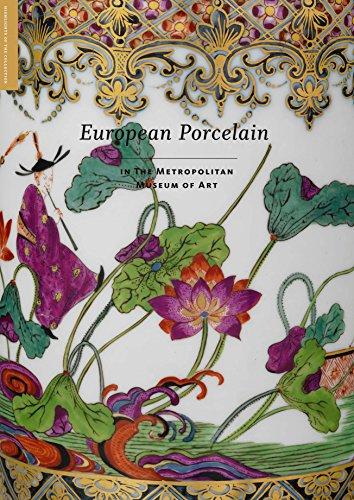 European Porcelain: In The Metropolitan Museum of Art European Ceramics