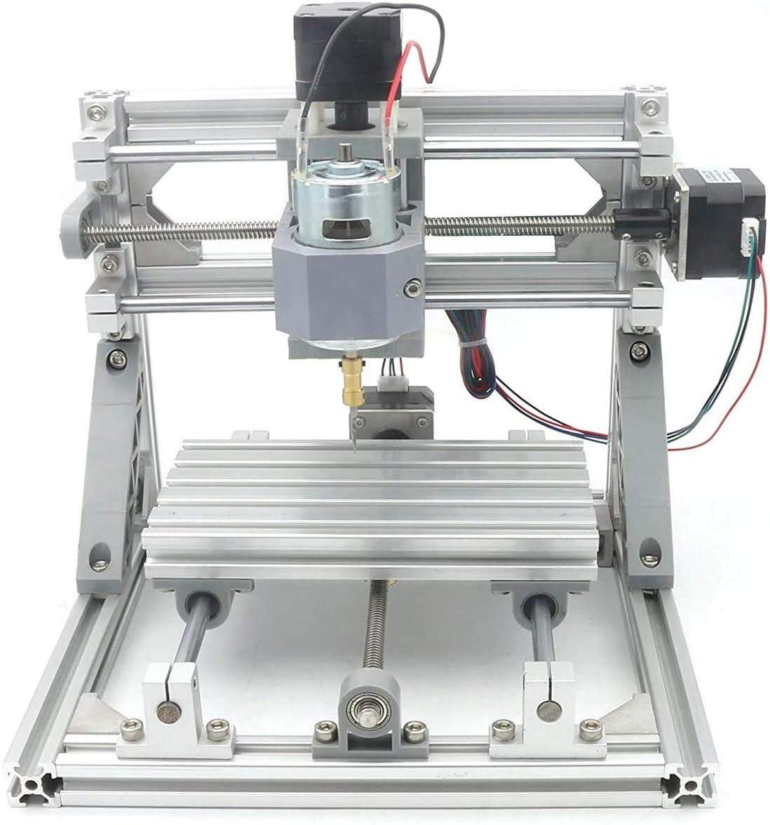 3 Axis GRBL Control DIY Mini CNC 1610 CNC Carving Milling ...
