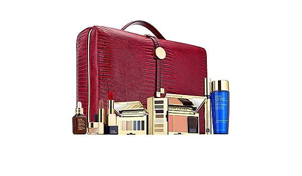 Estee Lauder edición limitada DELUXE maquillaje estuche de viaje (colección más hermoso Worth £298 *): Amazon.es: Belleza